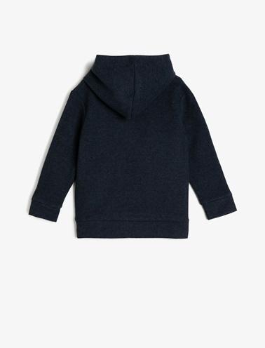 Koton Kids %50 Pamuk, %50 Polyester Lacivert